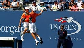 Bryan Brothers High Chest Bump